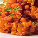 рецепт овощной икры